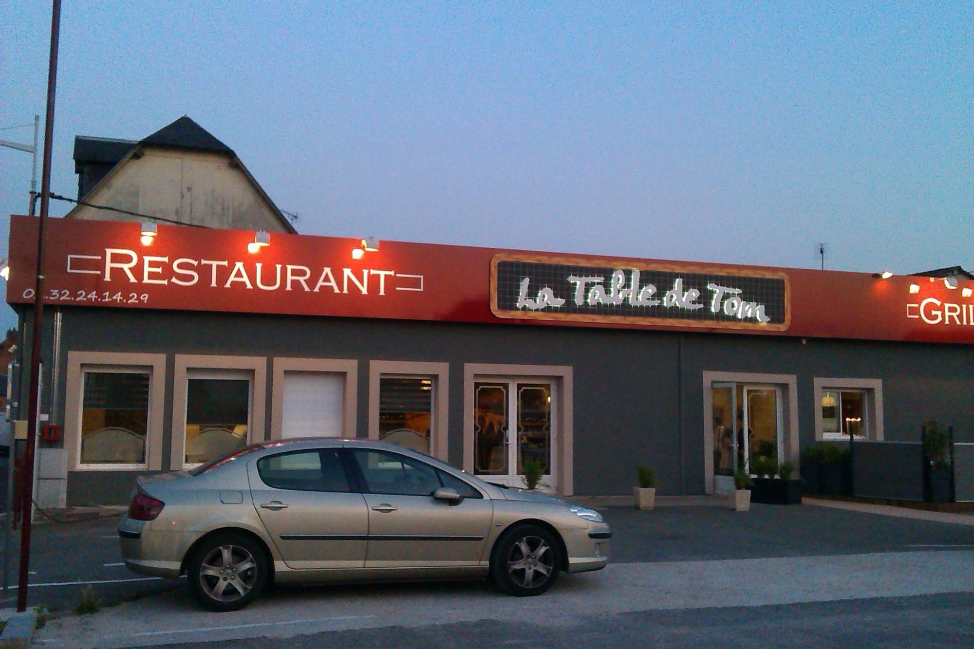 Restaurant Gastronomique Au Neubourg